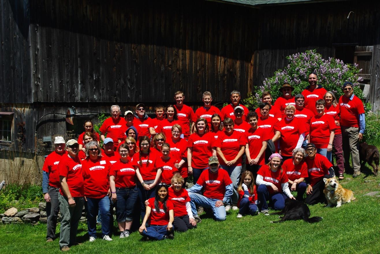 Kingswood Volunteer Work Events – 2016